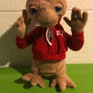 E.T. The extra terrestrial NWOT